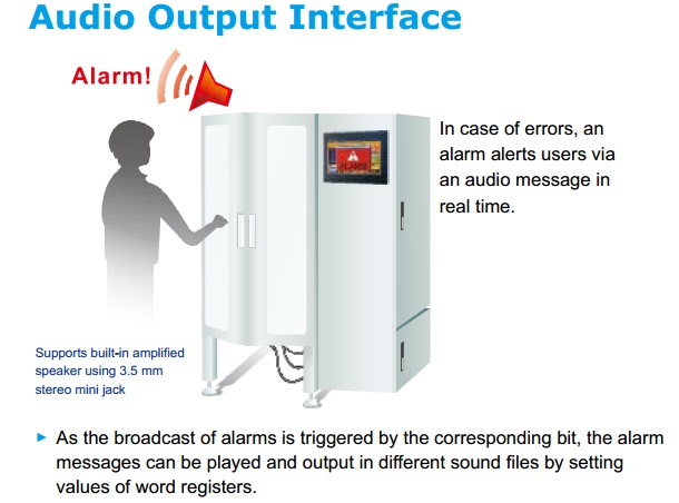audio hmi delta dop-b